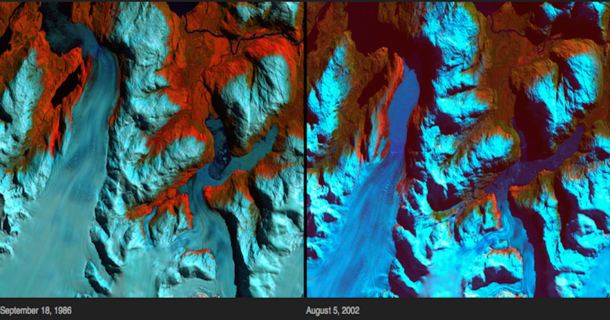 25 Amazing Before And After Pictures Of Global Warming That Will Rock Your Socks Off